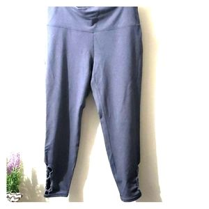 Nwot L XL ankle athletic active yoga leggings
